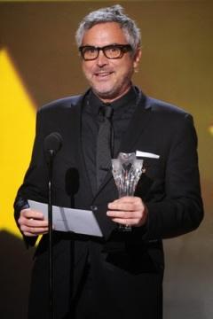 """""""Gravidade"""" levou sete prêmios, incluindo melhor diretor para Alfonso Cuarón"""