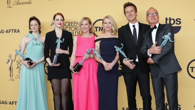 Vencedores do SAG (Screen Actors Guild Awards) 2015