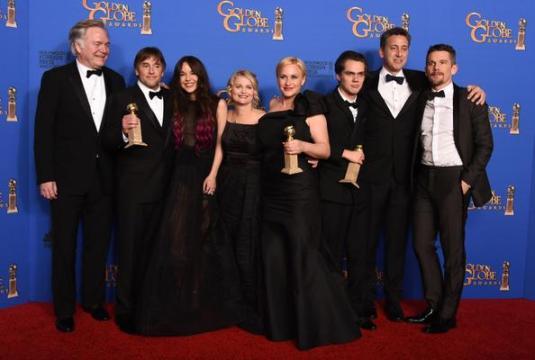 Globo de Ouro consagra Boyhood como o grande vencedor da noite