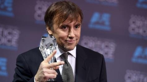 Richard Linklater ganhou o pêmior de Melhor Diretor po Boyhood no 20º Critics' Choice Movie Awards