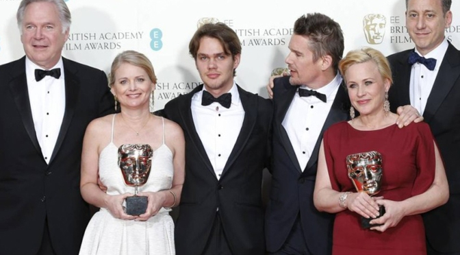 Vencedores do Bafta (2015)