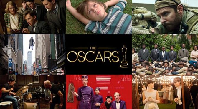 Previsões Oscar 2015 – Vencedores