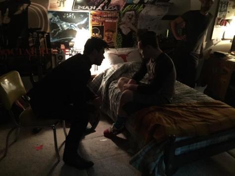 primeira imagem de Dominic Cooper como Jesse Custer