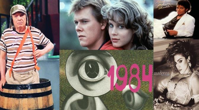 O Ano em Questão: 1984