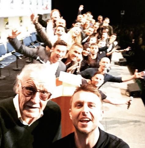 Selfie Comic Con 2