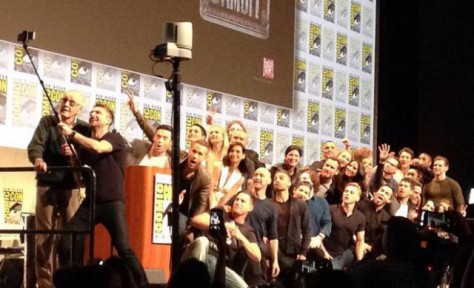 Selfie Comic Con