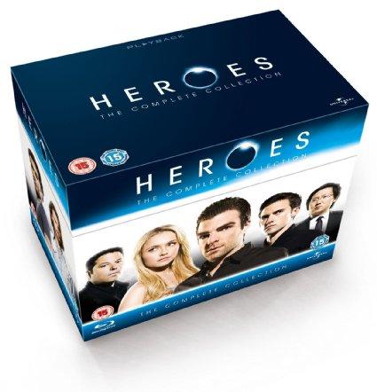 blu-ray heroes