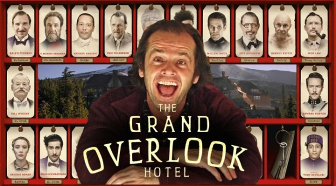 Fanmade / Mashup: The Grand Overlook Hotel
