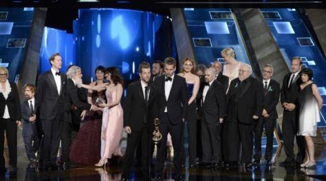 Game of Thrones foi uma das campeãs da noite, com quatro estatuetas