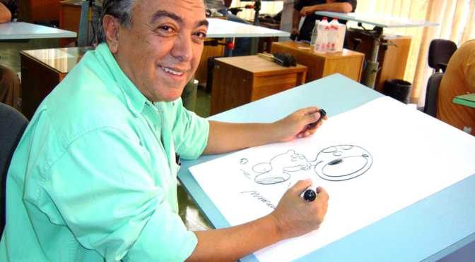 Personalidade: Mauricio de Sousa