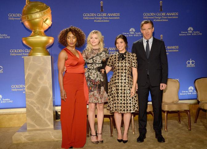 Indicados ao Globo de Ouro 2016