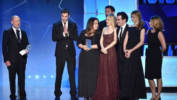 Vencedores do Critics' Choice Awards 2016
