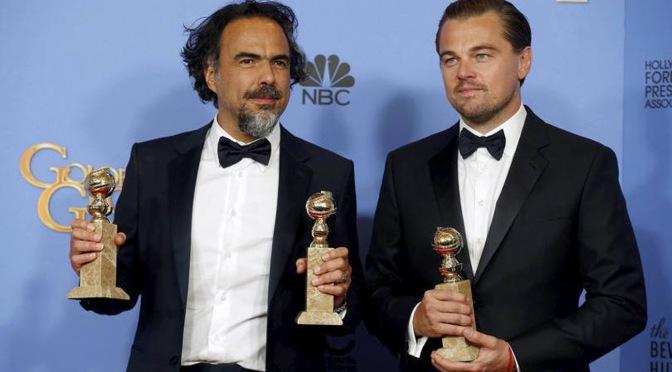 Vencedores do Globo de Ouro 2016