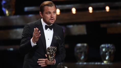 Leonardo DiCaprio premiado como o Melhor Ator por O Regresso
