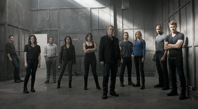 Agents of SHIELD: 3ª Temporada – Parte 1