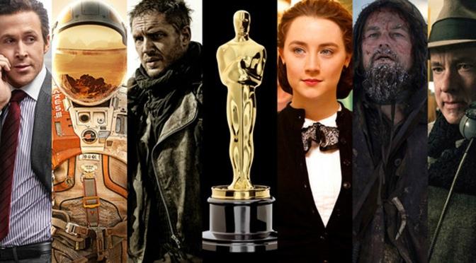 Previsões Oscar 2016: Vencedores
