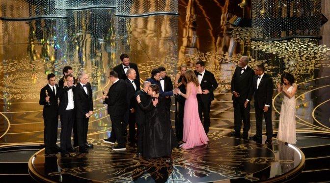 Vencedores do Oscar 2016