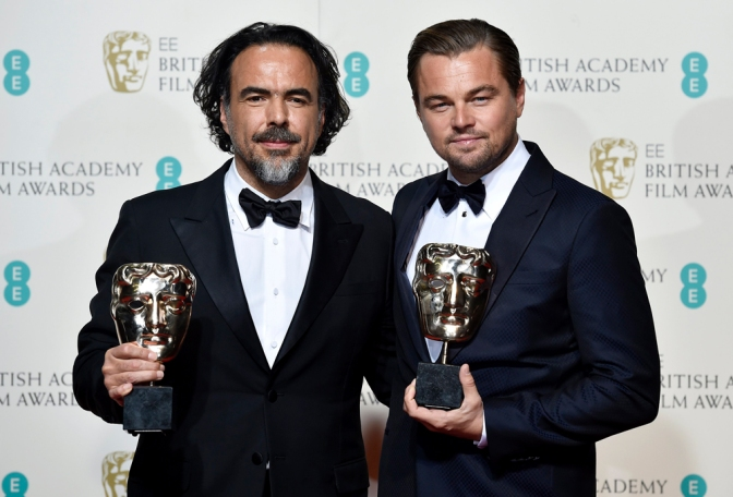 Vencedores do BAFTA 2016