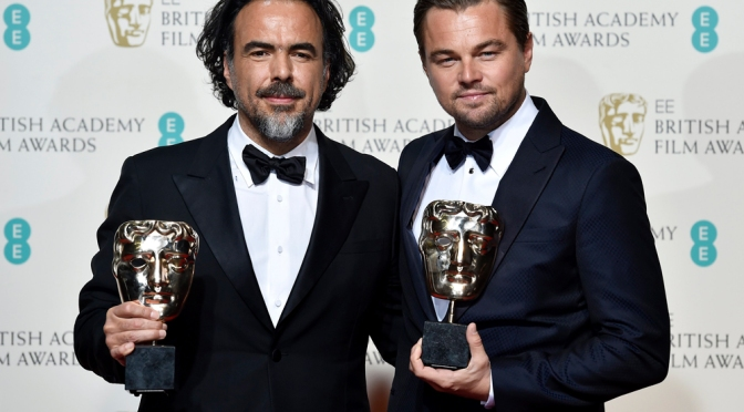 Vencedores do BAFTA 2016