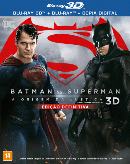 batman superman 3d