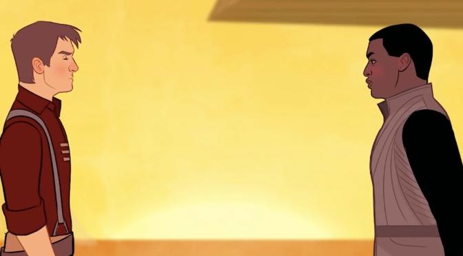 Fanmade: Teaser em animação de Firefly