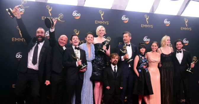 Vencedores do Emmy Awards 2016