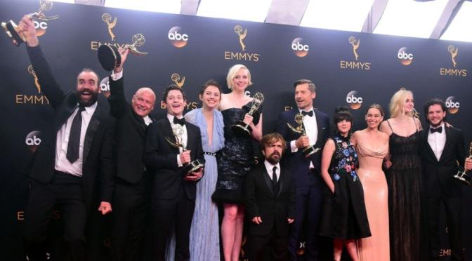 Vencedores do Emmy Awards 2016