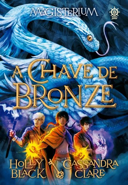 a-chave-de-bronze-saga-magisterium-vol-3