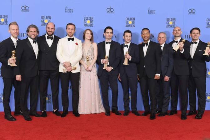 Vencedores do Globo de Ouro 2017