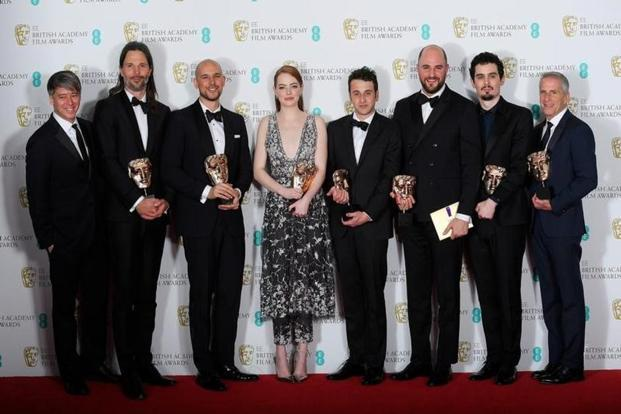 Vencedores do BAFTA 2017