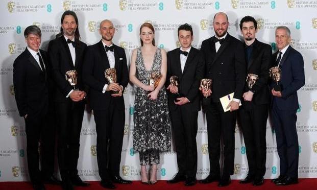 Vencedores do BAFTA 2017