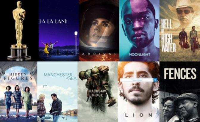 Previsões Oscar 2017 – Vencedores