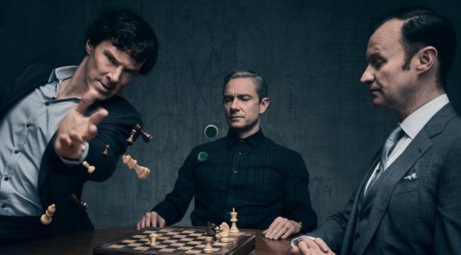 Sherlock – Series Finale