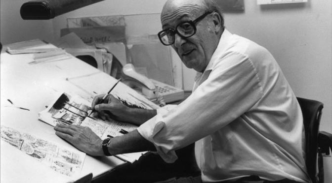 Ao Coração da Tempestade – Centenário de Will Eisner