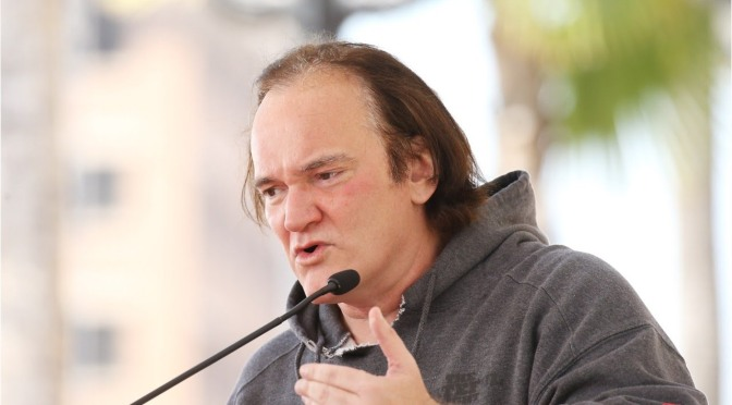 O que vem por aí: novo projeto de Quentin Tarantino