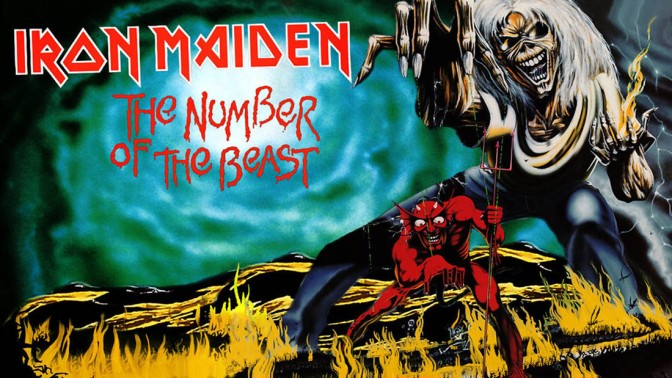 The Number of the Beast – Iron Maiden