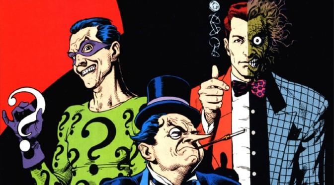 Origens Secretas: Os Maiores Vilões de Gotham