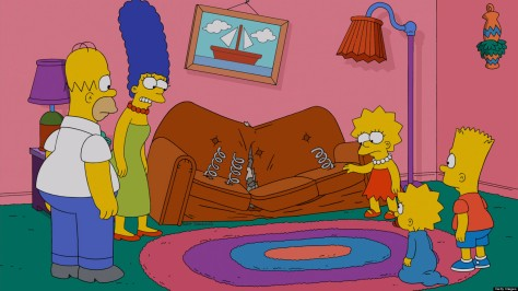 "FOX's ""The Simpsons"" - Season Twenty Four"