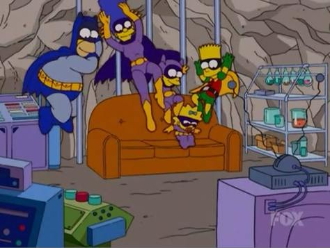 Simpsons Couch Gag 3