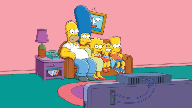 Fanmade: Simpson's Couch Gags