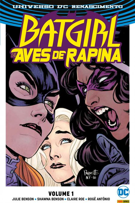 Batgirl e as Aves de Rapina vol. 1