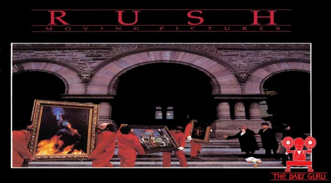 Moving Pictures (1981) – Rush