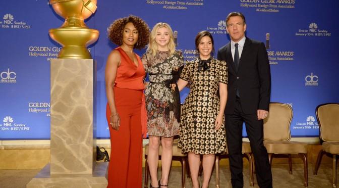 Indicados ao Globo de Ouro 2018