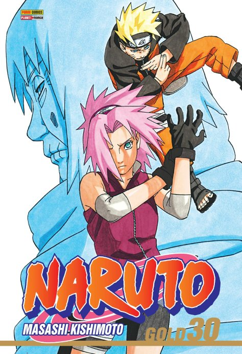 Naruto Gold - Volume 30