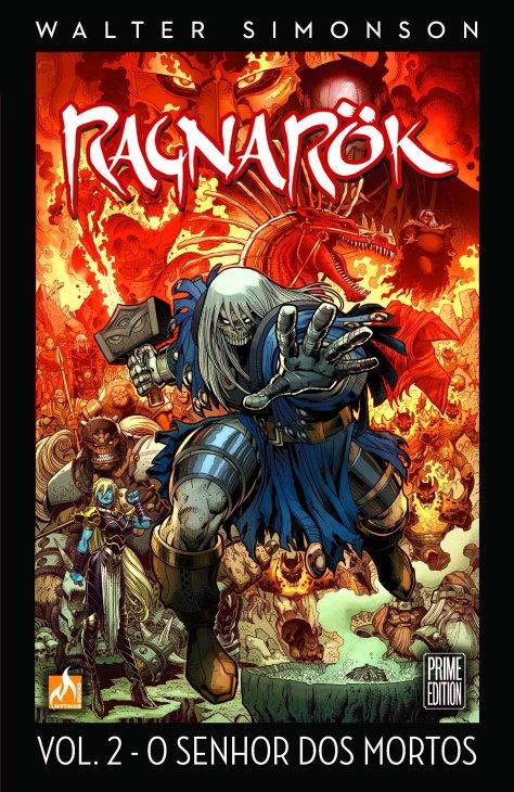 Ragnarök. O Senhor dos Mortos