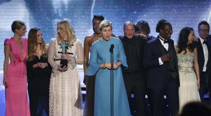 Vencedores do Screen Actors Guild Awards (SAG) 2018