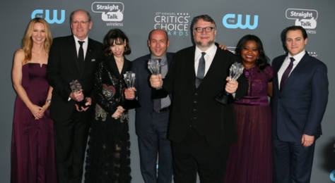 shape of water critics choice