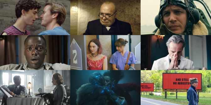 Previsões Oscar 2018 – Vencedores