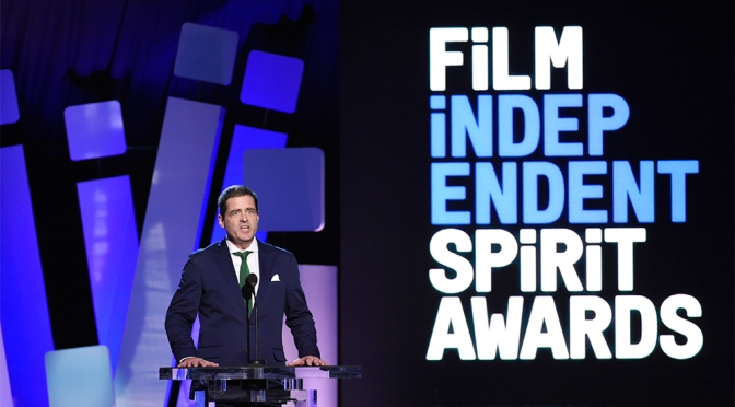 Vencedores do Independent Spirit Awards 2018