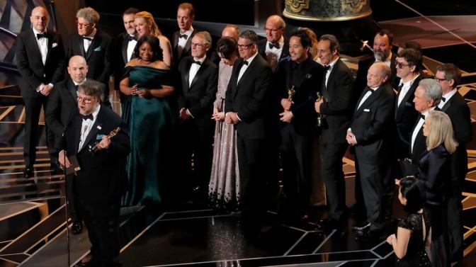 Vencedores Oscar 2018 – Celebrando a inclusão e a diversidade…
